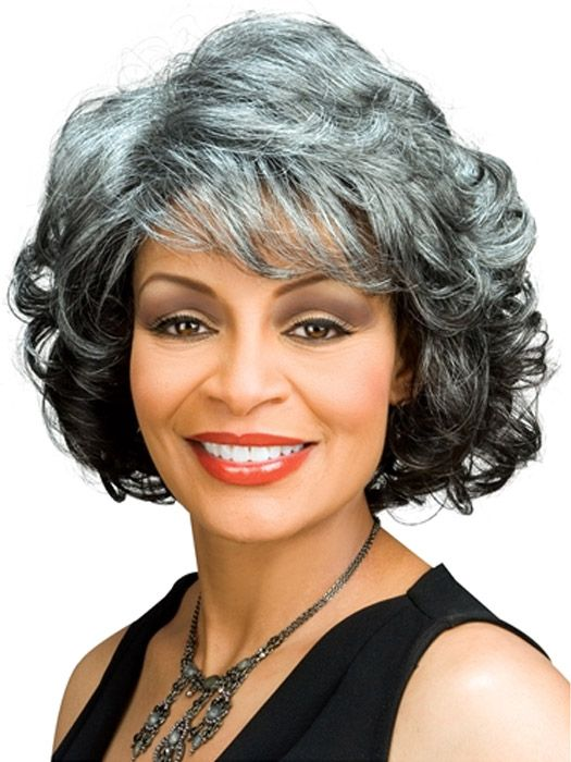 Barbara Synthetic Wig by Foxy Silver Wigs | HSW Wigs