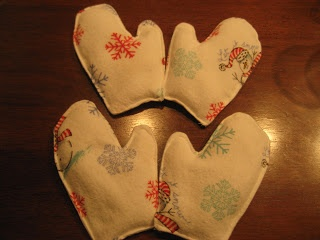 Simply Clean Living: Homemade Pocket Warmer Tutorial: Great teacher gift!