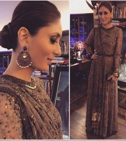 Stunning! Kareena Kapoor Khan gets set for a Diwali bash | PINKVILLA