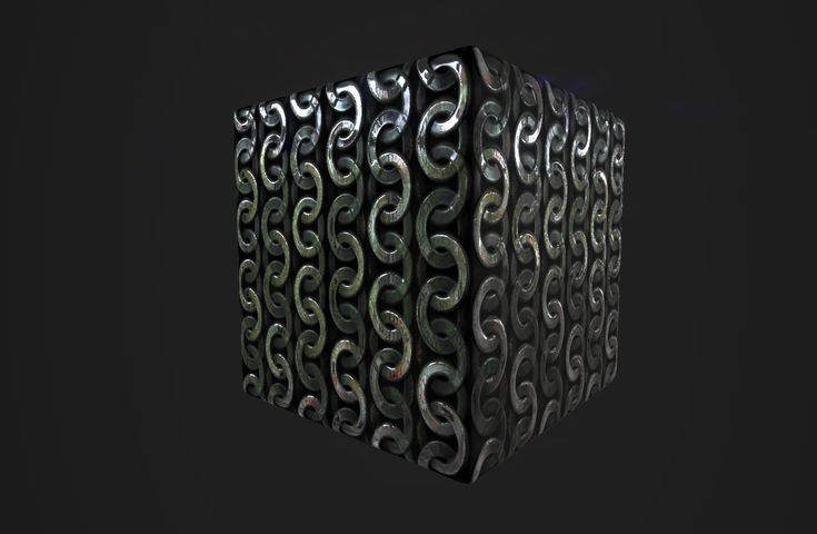 ArtStation - Substance Designer Metal Tile + add node clean metal variation , inho kim