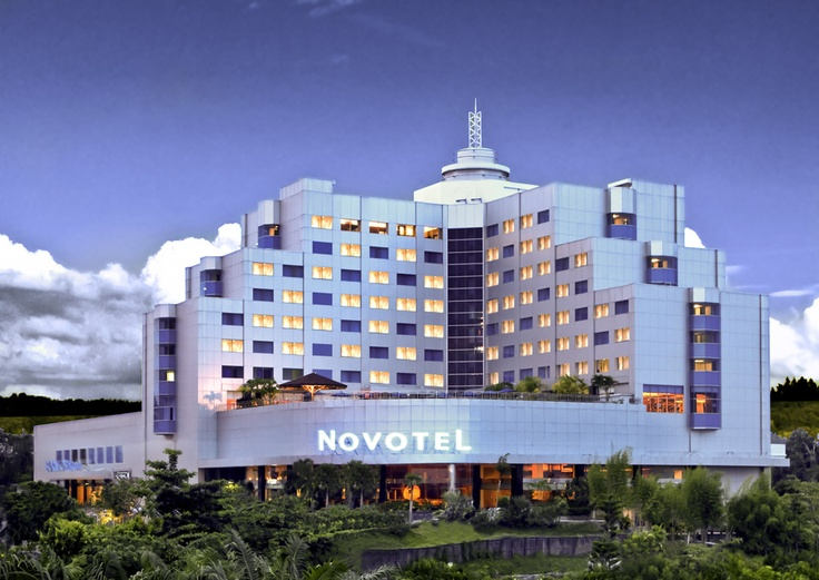 Love the #architecture. - Novotel Balikpapan - Indonesia