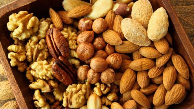 Chcete být zdraví? Jezte ořechy! | Prima Fresh