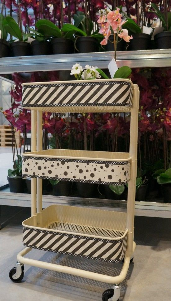 Best Planner Trolley Art Cart Images On Pinterest Raskog