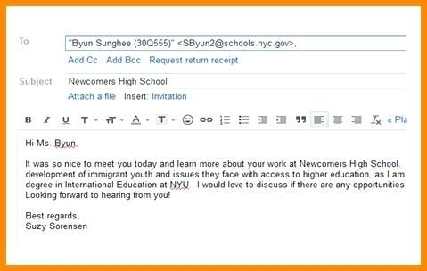 Email Content For Sending Resume Talktomartyb
