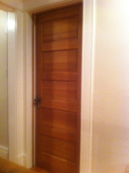 17 best images about remodeling ideas on pinterest for Wood doors with white trim pictures