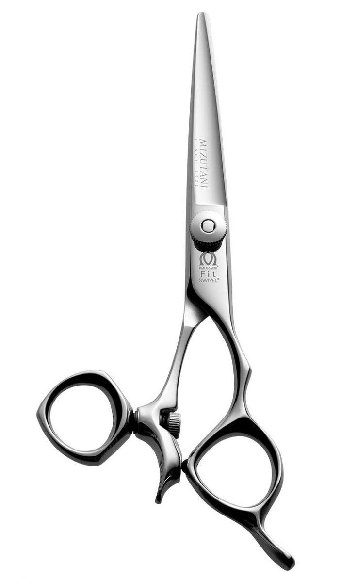 BLACK SMITH Fit SWIVEL Mizutani Scissors | Scissors