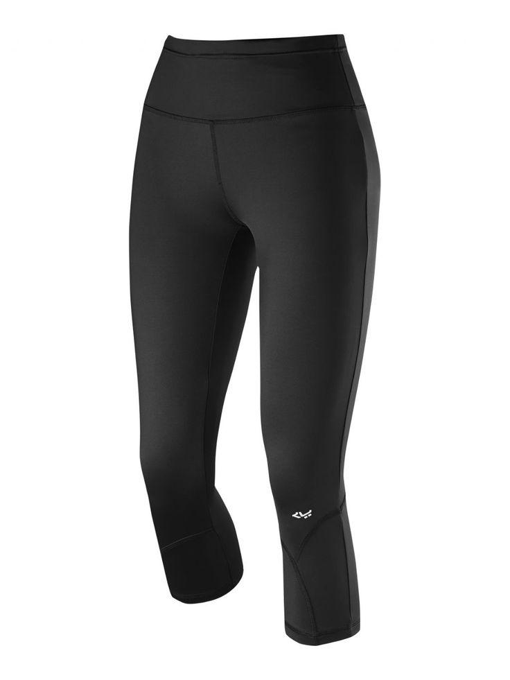 Dámske šporotvé nohavice s formujúceho mikrovlákna Shape Ester Capri Tights.