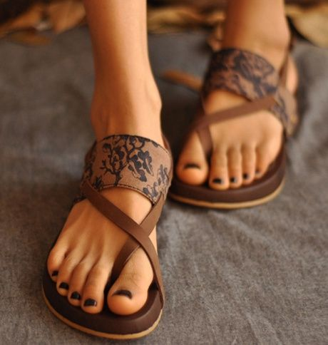 Comfy Sandals-For Summer