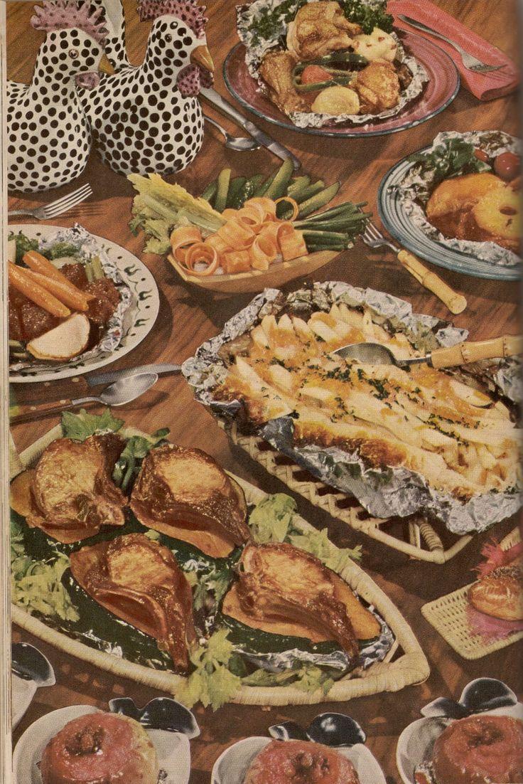 blackmagic - Buffet Retro Cuisine