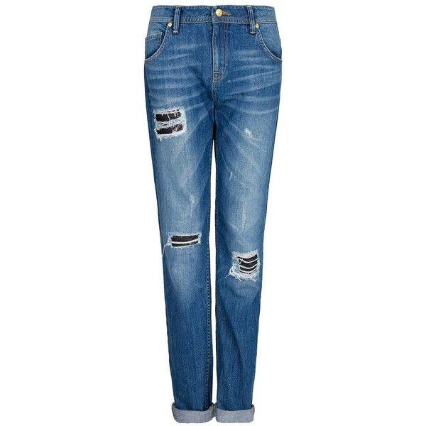 MANGO Medium wash boyfriend jeans (120 PEN) ❤ liked on Polyvore featuring jeans, pants, bottoms, mango, calças, medium denim, blue jeans, boyfriend jeans, mango jeans and boyfriend fit jeans