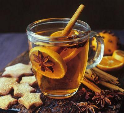 Согревает и бодрит! 5 рецептов горячих зимних напитков.   STENA.ee