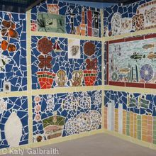 Mosaic Kitchen And Bathroom Splashbacks And Tile Murals