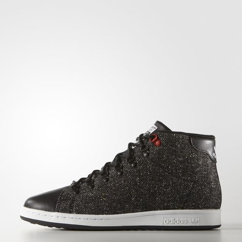adidas Stan Smith Winter Shoes - Black | adidas US