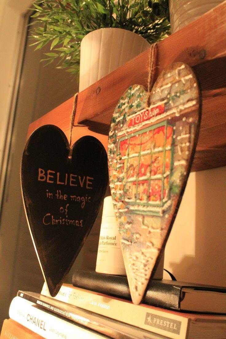 believe in its magic...