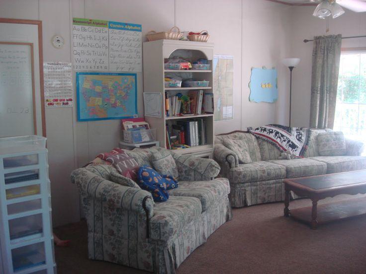 Homeschooling Rooms Idea