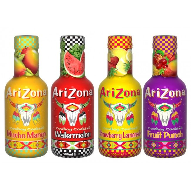 Pack Crazy Arizona Fruits