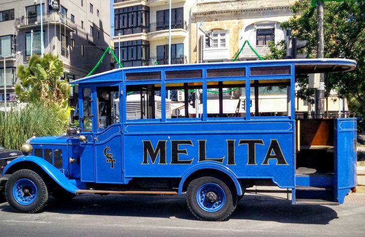 Malta's streets are full of interesting cars