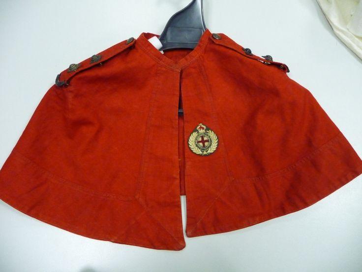 Original WW1 Australian Nurses uniforms and arm...
