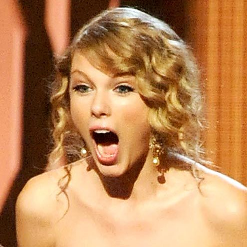 Taylor Swift suprised faces | From utter shock to sheer surprise, see if you can guess what made the ...