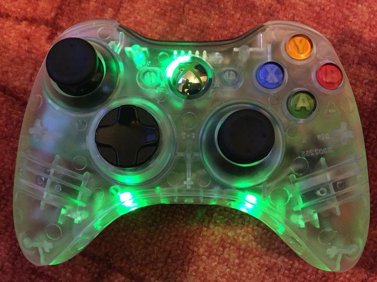 Xbox 360 controller LED modding - Home Edition