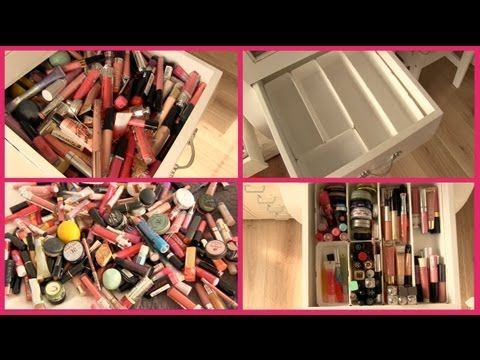 Make-up opruimen ❤ nude lipgloss lade - YouTube