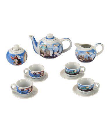 Alice S Tea Cup Looking Glass Room