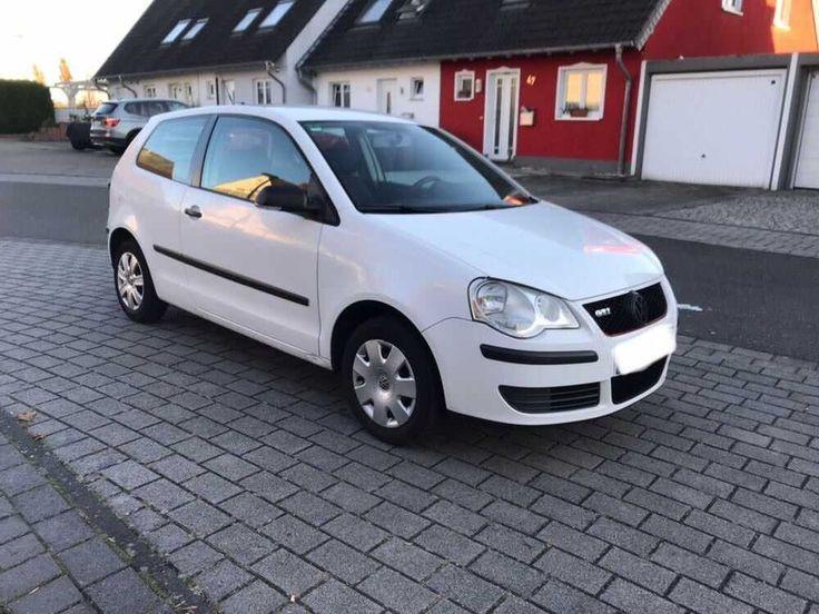 VW Polo 9n3 Weiß 1.4 TDI DPF Euro4 2006 Tüv01/2019 PDC*Klima*Abs*