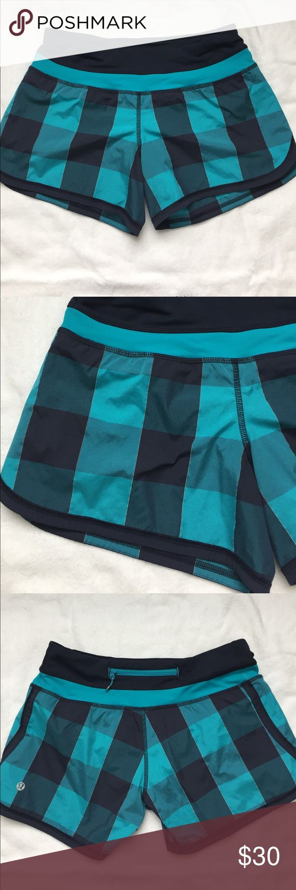 LuLu Lemon Run Speed Shorts sz 4 Like new condition! No flaws. Size 4 speed runner. lululemon athletica Other