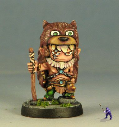 Druid from Super Dungeon Explore