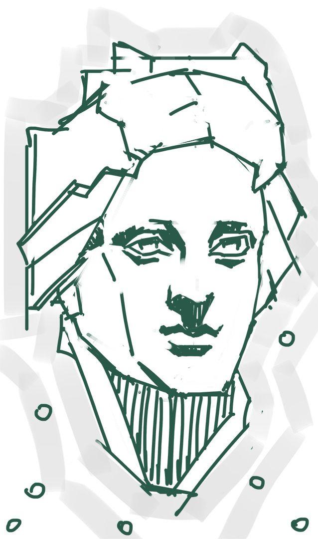#NoBrain doodle FACEBOOK: https://www.facebook.com/NickProkoArt  #artwork #digitalart #doodle #doodles #draw #drawing #illustration #photoshop #sketch #sketchbook #sketching #speedpaint #speedpainting #art #painting #girl #portrait #wacom #drawn #twitchtv #study #face