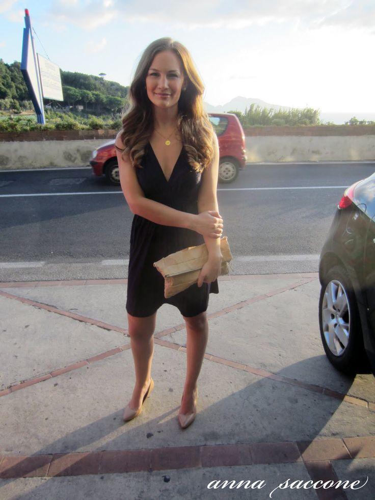 Anna Saccone: August 2011