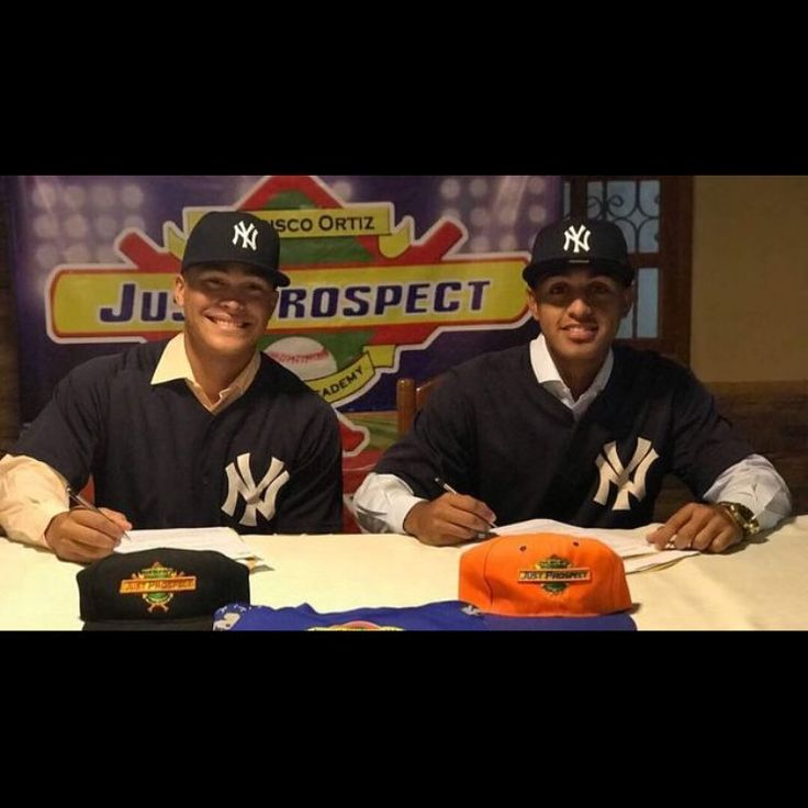 On a smaller subject of news the Yankees have signed 16-year-old Raimfer Salinas and a 17-year-old catcher Antonio Cabello. Salinas can possibly be a big run producers and Cabello has an arm that can throw out any fast base stealers. This bolsters the Yankees great farm system even more so. #yankees #newyork #yankeesnews #yankeesnation #baseball #sports #fun #news #offseason #nyy #newyorkyankees