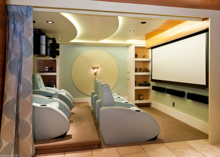 Find This Pin And More On Love That Home Theater By Mjen78. Home Theatre  Design ...