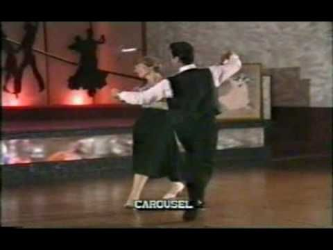 Carousel (4/4 ) - Australia New Vogue Dance by the Champion - YouTube