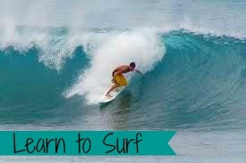 Learn to surf with surf legend, Rusty Miller