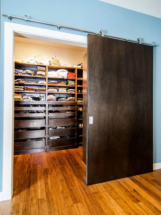 Having the Majestic Barn Door Closet Doors for your Very Exclusive Closet