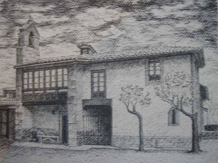 Capilla La Blanca Nueva Llanes Asturias