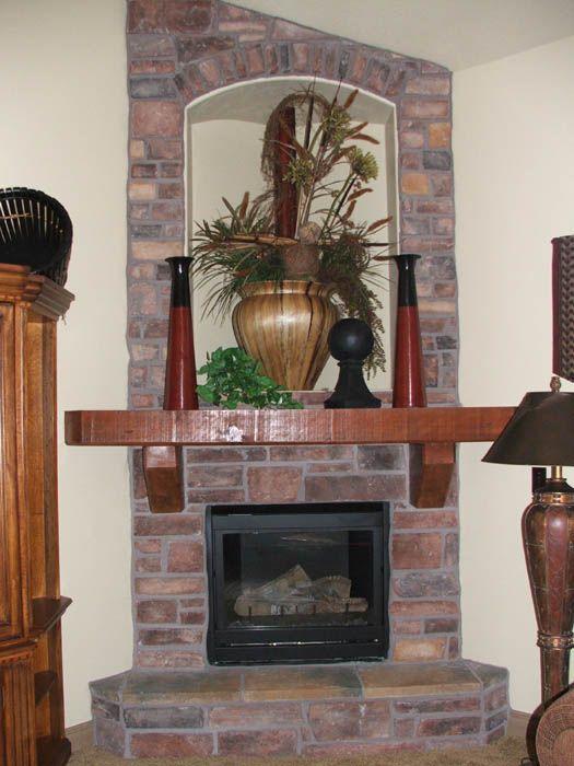 17 best Fireplace ideas images on Pinterest   Fireplace ideas ...