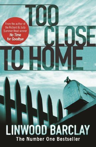 I love Linwood Barclay's books and again, it's impossible to choose a favourite but maybe this one has the edge because you can imagine it happening to you: Too Close To Home by Linwood Barclay, http://www.amazon.co.uk/dp/B002S0KBSG/ref=cm_sw_r_pi_dp_e1s-sb1X3KTJG