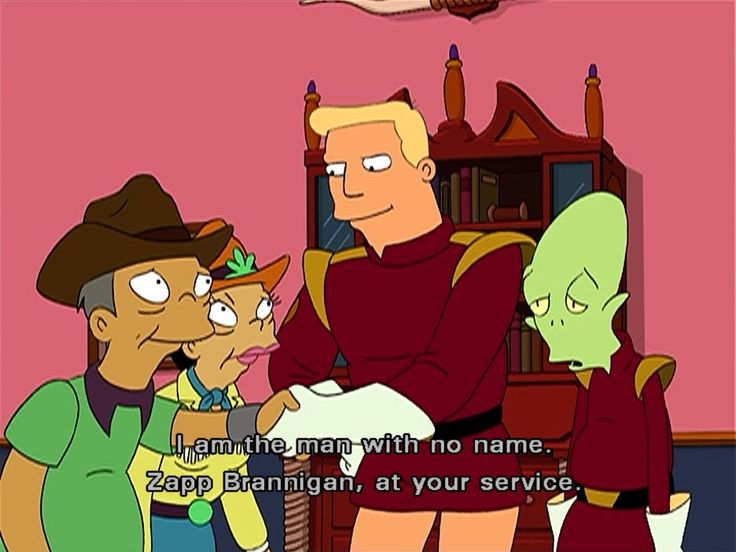 The 20 Best Zapp Brannigan Quotes of All Time