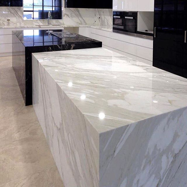 Calacatta Marble Kitchen: Images On Pinterest