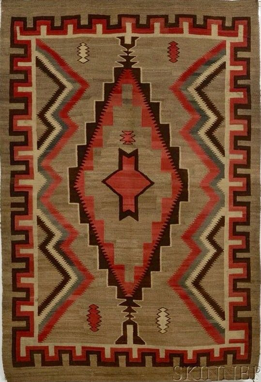 My Favorite Rug Colors And A Great Pattern New Weavings Just Don T Look