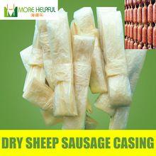 26 meter total Dry sheep casing r 10pcbag Diameter 18mm-20mm natural sheep Sausage cover,Sausage skin, free shipping ~  #KitchenDiningnBar