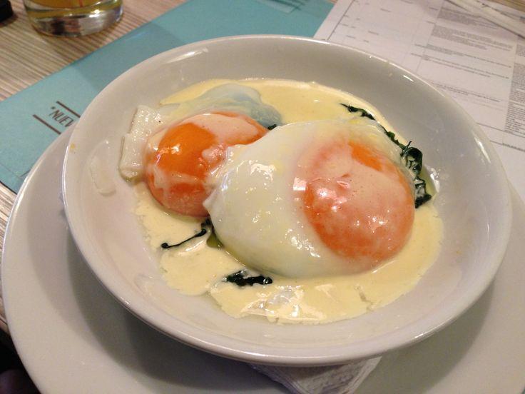Huevos gourmet