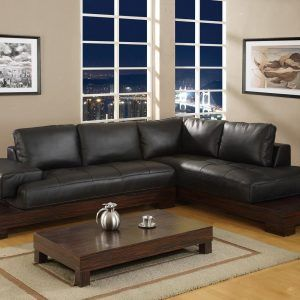 Living Rooms With Black Leather Sofas