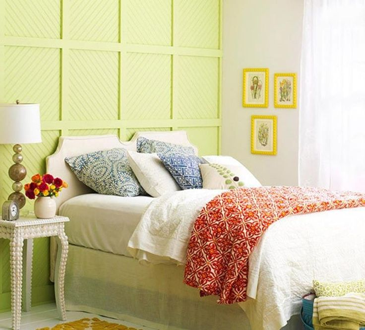 26 best Accent Walls images on Pinterest   Bedrooms, Bedroom ideas ...