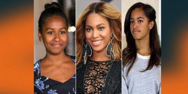 Censuran a los Obama por permitir que sus hijas sean fans de Beyoncé | AdriBosch's Magazine