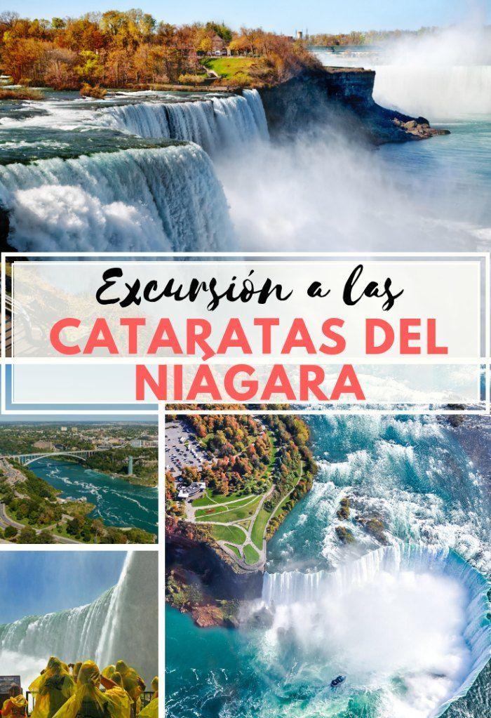 Excursión A Las Cataratas Del Niágara Desde Nueva York En Un Día Niagarafalls Cataratas Greece Travel Adventure Travel Female Travel