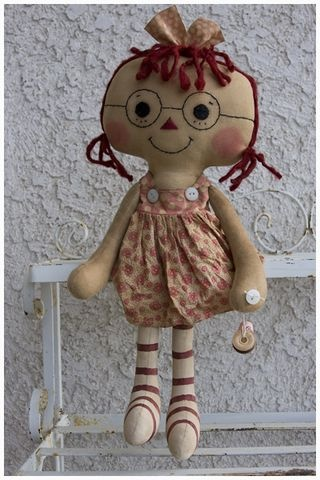 Marty Anne this is not an Attic Baby but isnu0027t it the cutest & 24 best attic babies Ann and Andy Primitive dolls images on ...