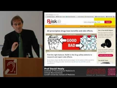 David Healy - Time to abandon evidence based medicine? - YouTube